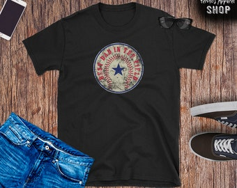805694b4 Baseball Dad T-Shirt - Father's Day Tee - Best Dad in the field - Clothing  - Men Sizes - Best Baseball T-shirt for Dad - Gift for Him