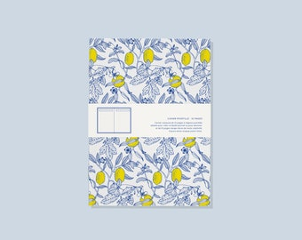 Dot grid notebook - 52 pages - Limited Edition