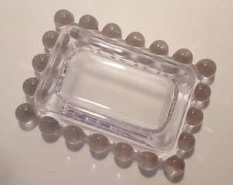 Imperial Glass Company Candlewick Trinket Dish