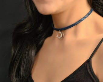 BDSM bdsmcollar for women collar choker for women Discreet Slave Day Collar collar initial women day collar discreet