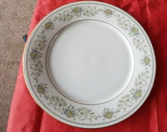Noritaki Greenhill Tea Plate