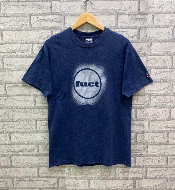RARE!!! Vintage Fuct X Champion T-shirts Skateboar