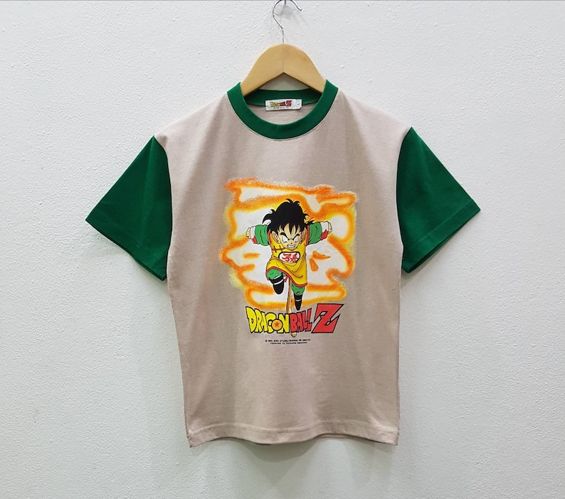 276c065b1bc RARE Vintage 80s Dragon Ball Z Anime Cartoon Son Goku Super