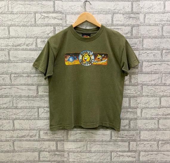 Vintage World Industries Skateboards T-shirts Larg