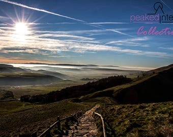 The Path To Mam Tor