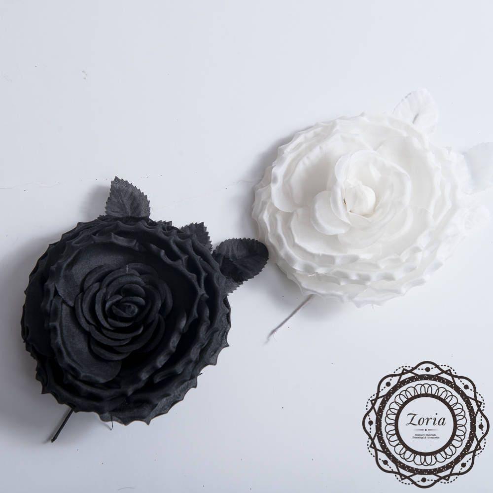 Camellia Silk Flower Artificial Flower For Millinery Wedding Etsy
