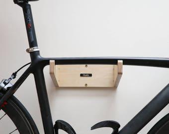 Bike Hanger Rack Saving Space for Your Home or Garage FLYHOME Bike Wall Mount Bicycle Wheel Pedal Fixation Wall Mount Wall Mounted for MTB Road Bike