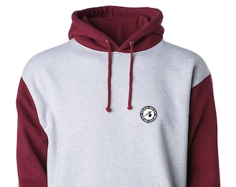 Bindle Patch Hoodie (Red)