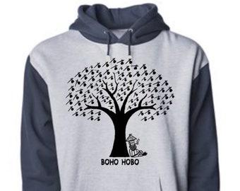 Bindle Tree Hoodie