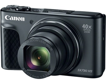 Canon PowerShot SX730 Digital Camera w/40x Optical Zoom & LCD