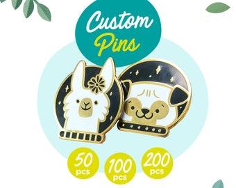 Custom Enamel Pins, Custom Pins,Hard Enamel, Lapel Pins, Soft Enamel, Pins, Enamel  Pins, Wholesale Pins, Funny, Creative, Art