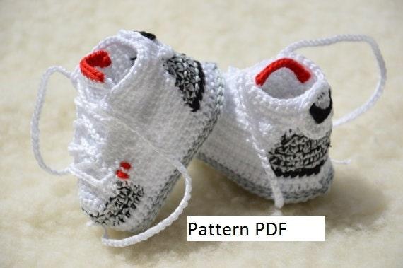 CROCHET PATTERN Häkeln Baby Booties Muster | Etsy