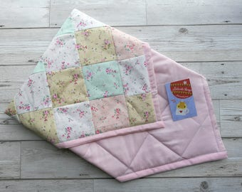Quilted Blanket Etsy
