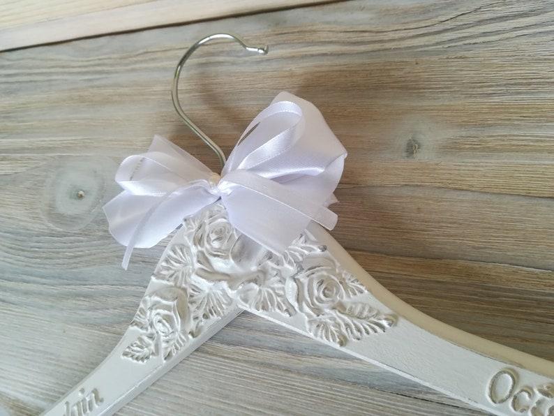 Bride Personalized hanger Bride wedding hanger Bridal hanger Name hanger Dress hanger wedding Wooden dress hanger Bride hanger gift