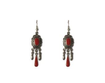 1970 earrings | Etsy
