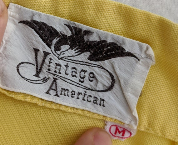 60s Cotton Shift Dress - 60s Dress - Novelty Summ… - image 5