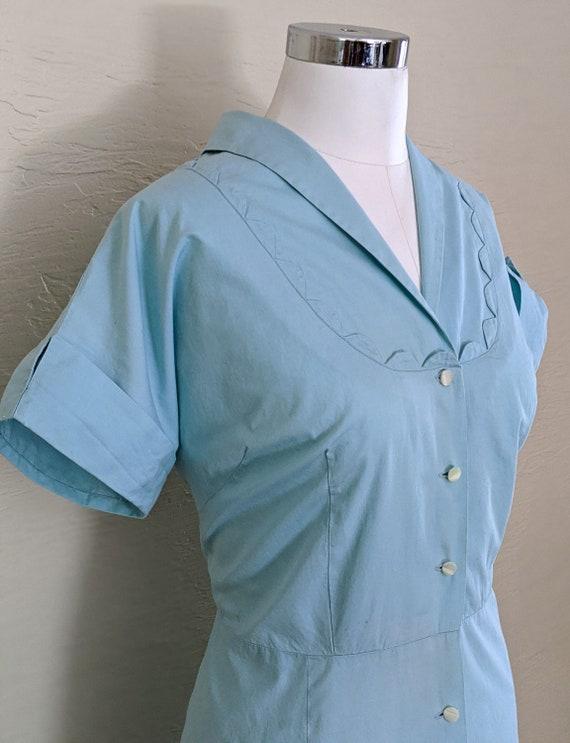 1950s Dress - 50s Dress - Volup Dress - Vintage S… - image 3
