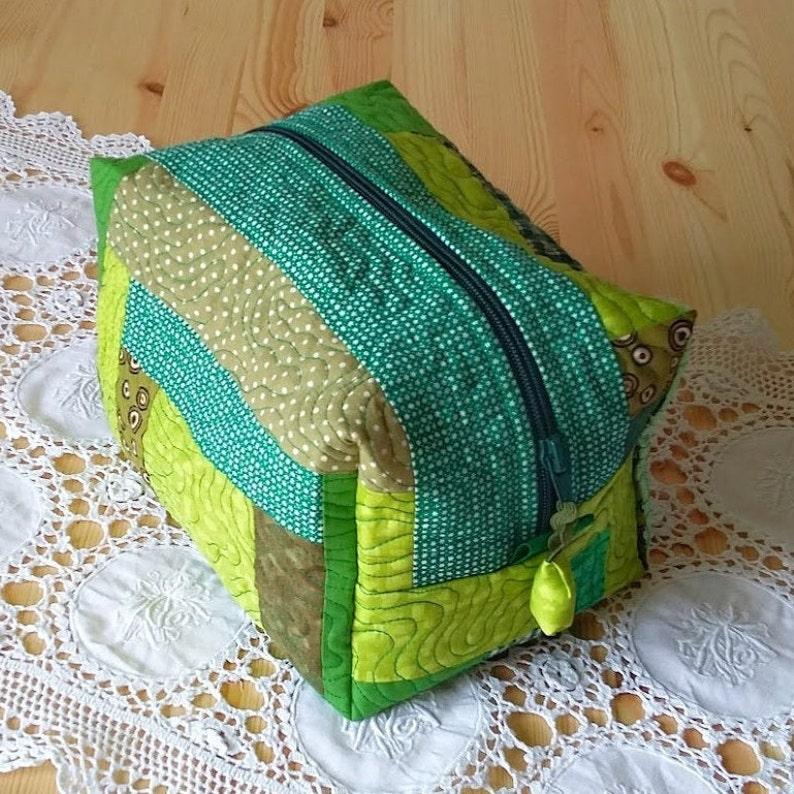 Circular needle case Knitters gift Knitting needle organizer