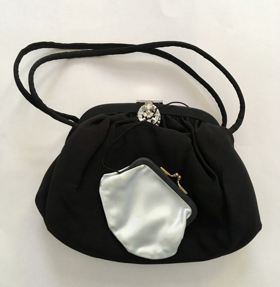 1960's Julius Resnick Vintage Bag with Coin Purse.