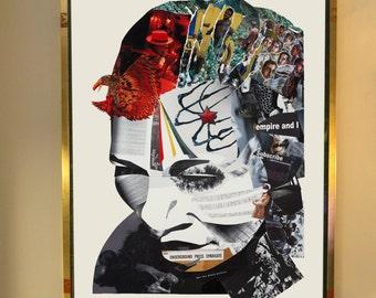 CLAUDIA Samplism 'Women of Colour' Print