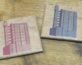 TRELLICK Italian Tile / Coaster - Ceramic
