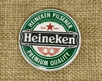 Plate Heineken