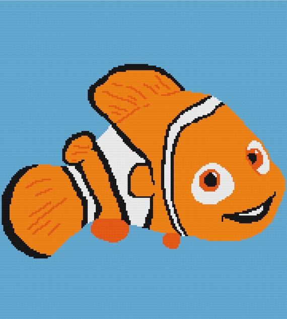 Dory Buscando A Nemo Amigurumi Tejido A Mano Crochet - $ 780,00 en ... | 633x570