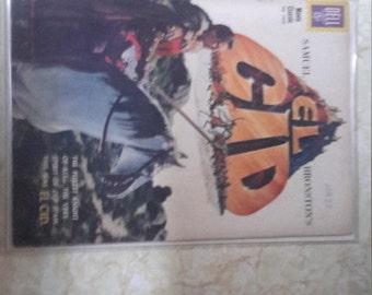 el Cid comic book 1961 Charlton heston