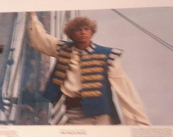 Christopher atkins the pirate movie lobby card 1982
