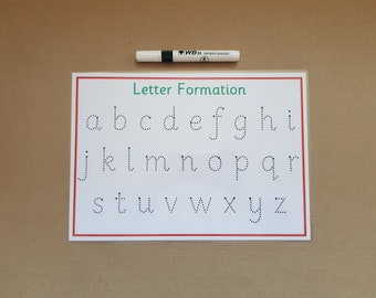 Printable Tracing Cursive Lower Case Letters tracing ...