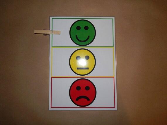 Kinder Verhalten Chart Einfache Peg Ampel Verhalten Chart Sen Autismus Asd Eyfs Verhalten Management Gutes Verhalten