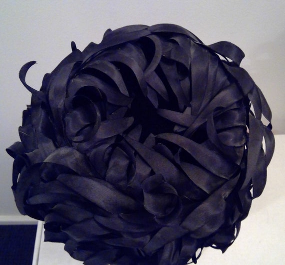 Miss Dior created by Christian Dior vintage hat 1… - image 4