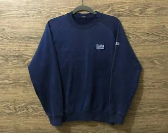 Adidas Vintage Sweatshirt / Jacket / L / Large / Red / Maroon / Burgundy / Man / Woman / Windbreaker / Tracksuit / Track Top / Sportswear anr9QxvIm
