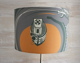 Harbour | Warm Grey | Lampshade