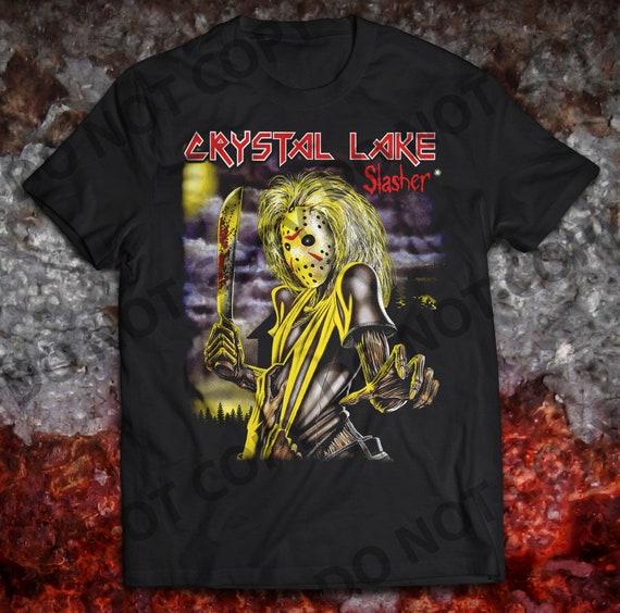 Crystal Lake - Slasher T-shirt