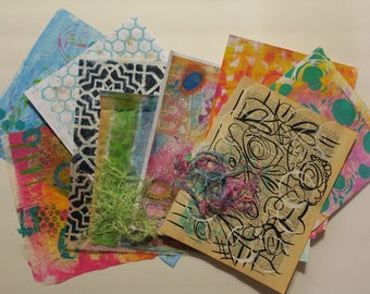 Mixed Media Paper pack