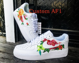 8e813970d7b15 Nike air force 1 | Etsy