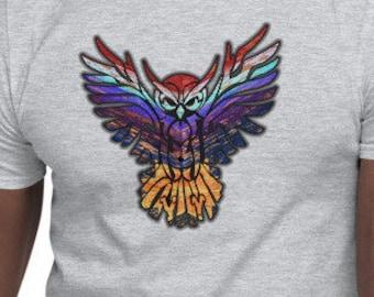 Rustic Owl - Premium