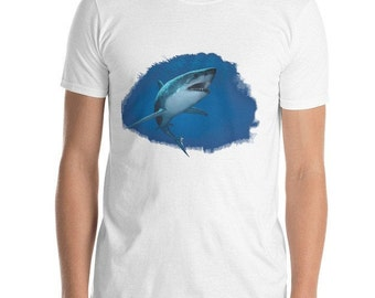 Catch of the day - Great Shark - Short-Sleeve Unisex T-Shirt