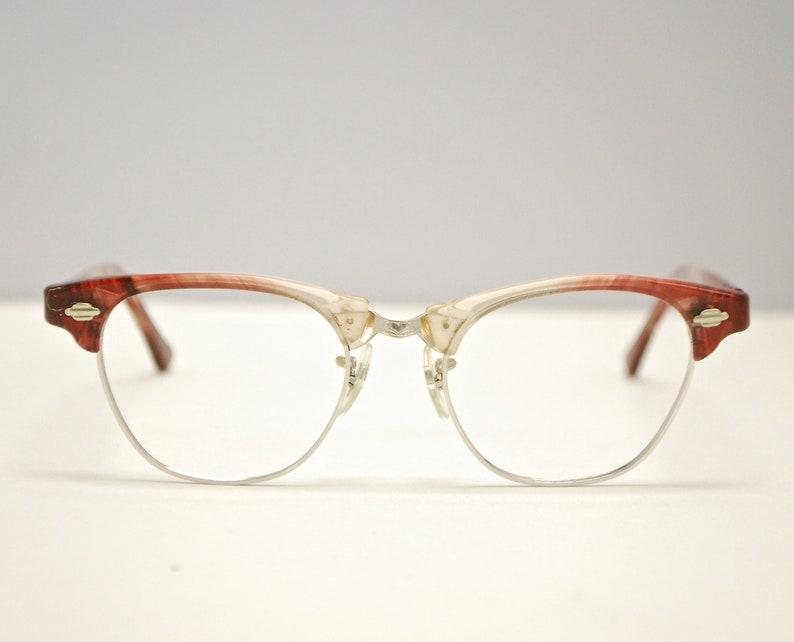 c3e17ba30a13 1950 s 60 s ART CRAFT Cat Eye Optical Eyeglasses