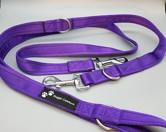 Double ended training lead