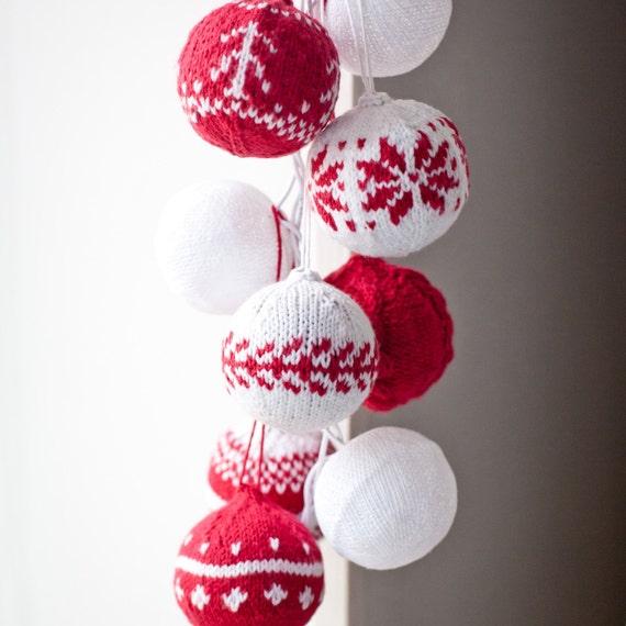 Set Of 6 X Mas Balls Christmas Ornaments Christmas Tree Ball Etsy