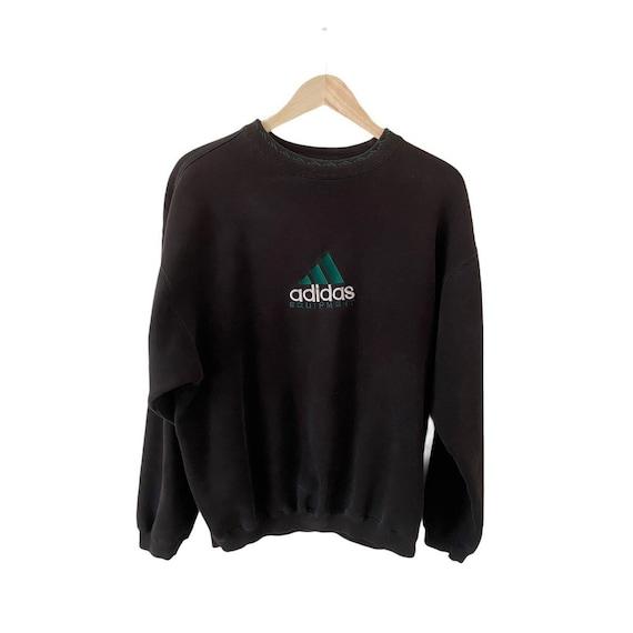 Vintage adidas equipment mock neck sweatshirt