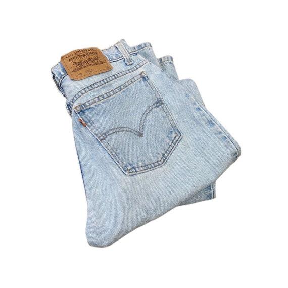 Vintage 950 high waisted mom Levis Jeans - image 1