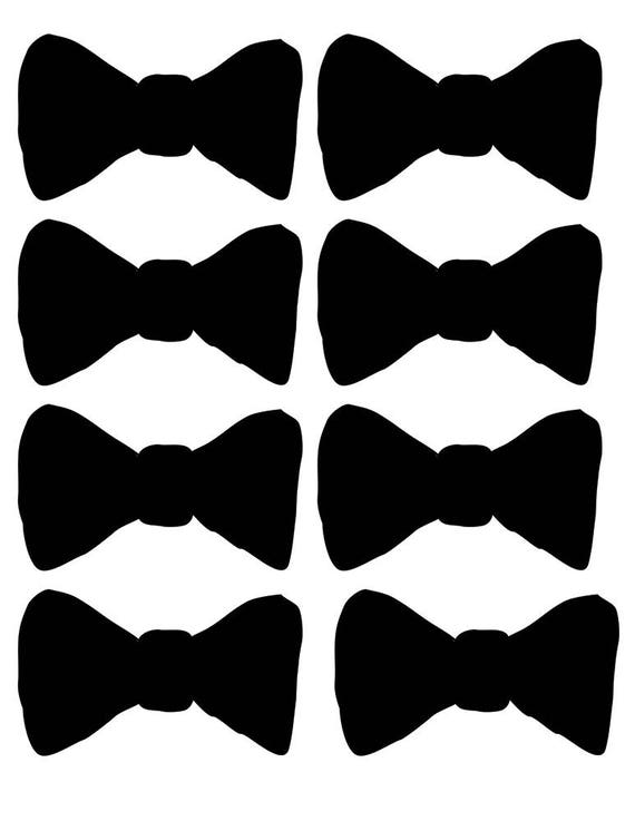 Stupendous image inside printable bow tie