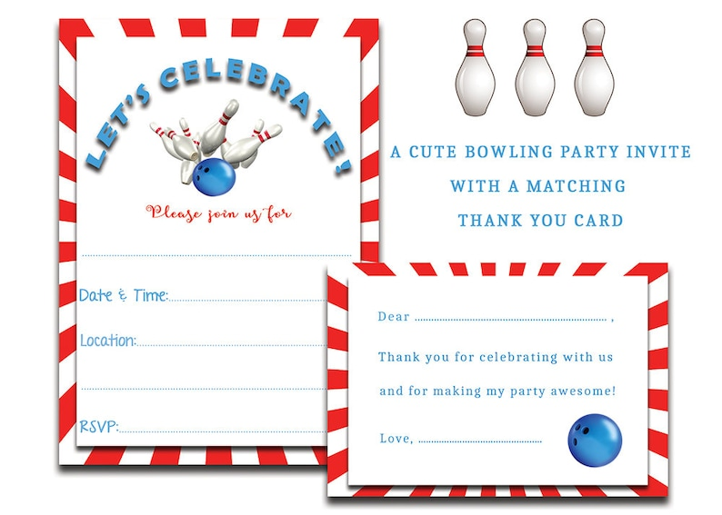 graphic regarding Printable Bowling Party Invitations named Fast Obtain Bowling Invitation-Printable Bowling Invitation-Bowling-Bowling Birthday-Bowling Ball-Bowling Invite-Bowling Bash