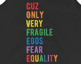 6663a010686950 Gay pride tank top men
