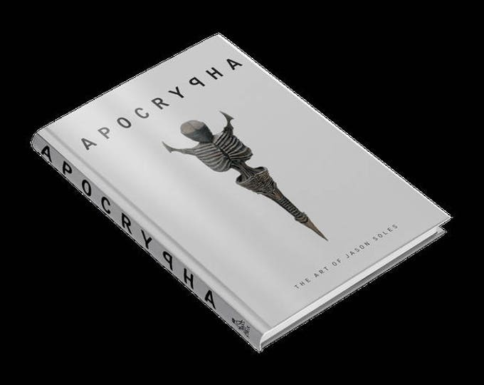 APOCRYPHA: The Art of Jason Soles