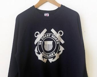Vintage U.S. Coast Guard Sweatshirt