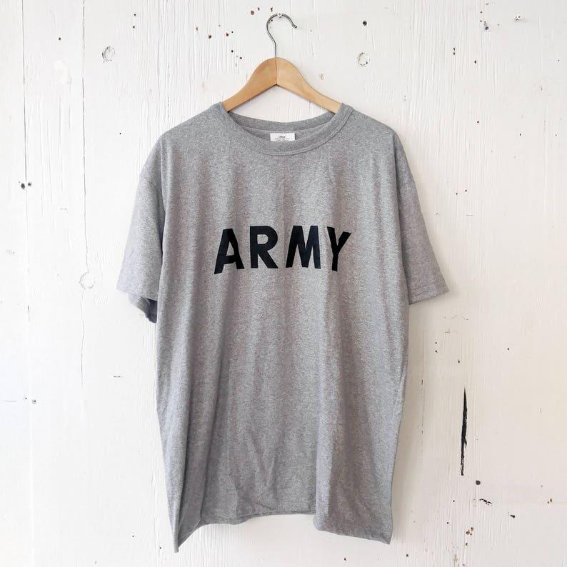 Vintage Army Tee